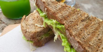 Sandwich - Guayoyo